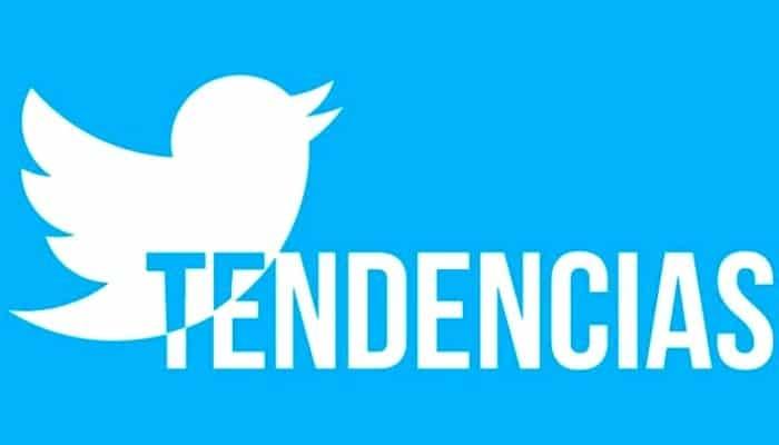 Tendencia en Twitter