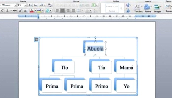 Cómo Hacer Un árbol Genealógico En Word Pasos Y Consejos