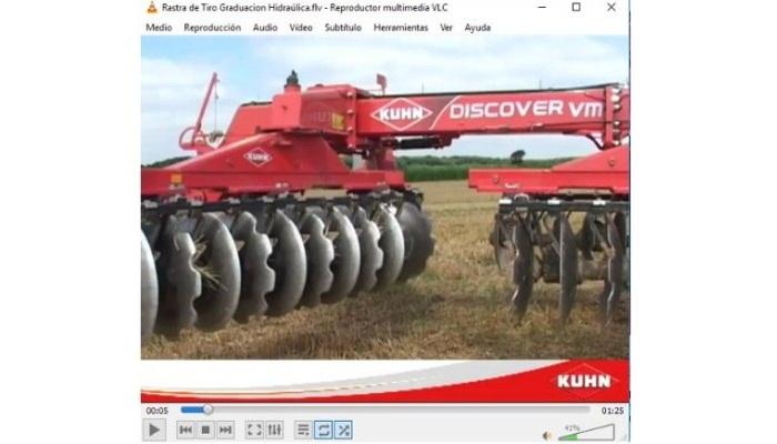 Reproduce el video en VLC