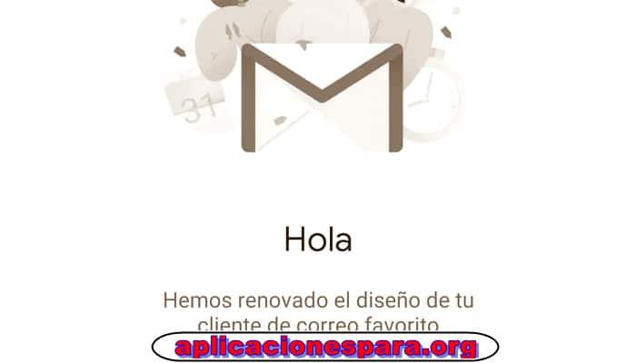 Cómo actualizar Gmail en 2020