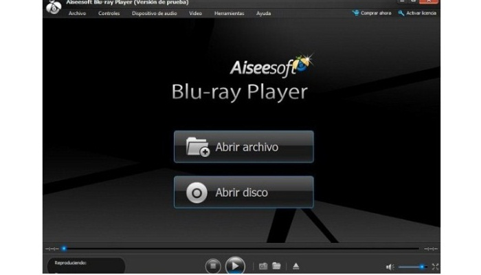 Reproductor de Blu-Ray Aiseesoft