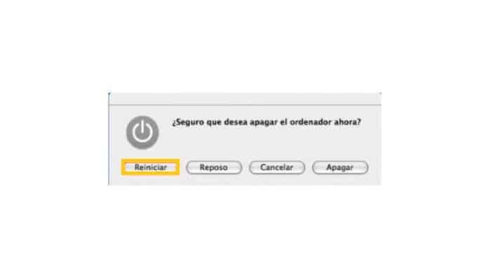 Mac en modo seguro