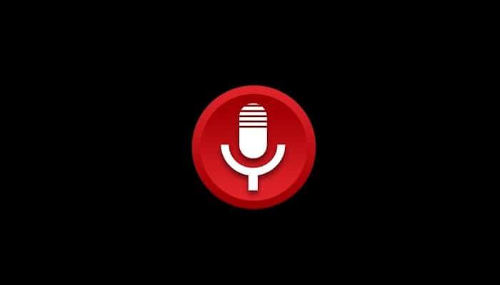 Grabadora de voz