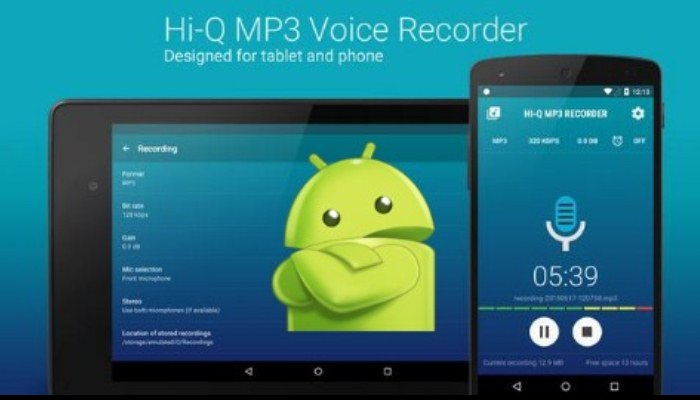 Hi-Q Voice Recorder