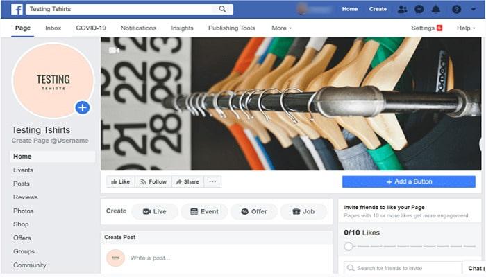 Como Crear Una Tienda En Facebook