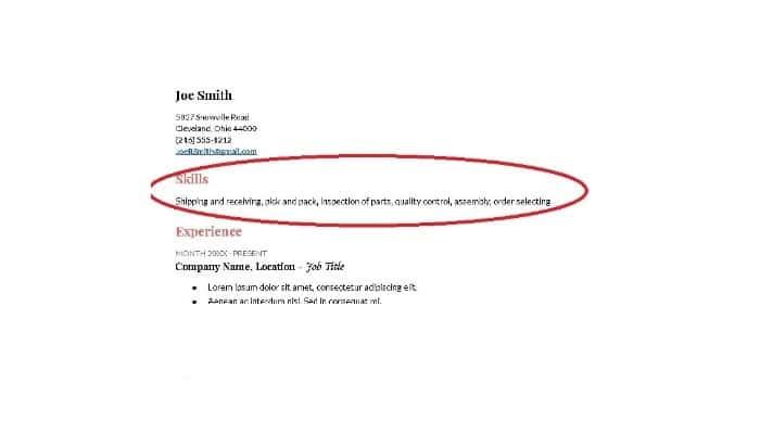 Cómo Crear Un Currículum Vitae Sin Microsoft Word