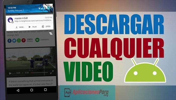 Apps Para Descargar Videos De Internet