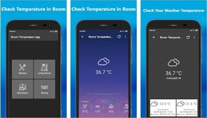Mejores Aplicaciones Para Medir La Temperatura