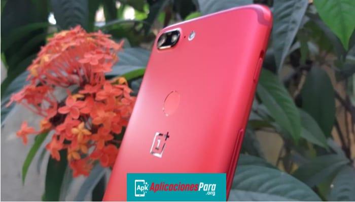Todo acerca del OnePlus 5t Rojo