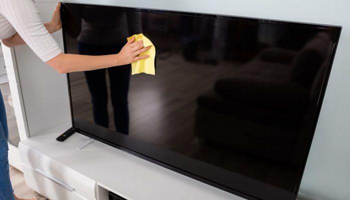 limpiar pantalla plasma