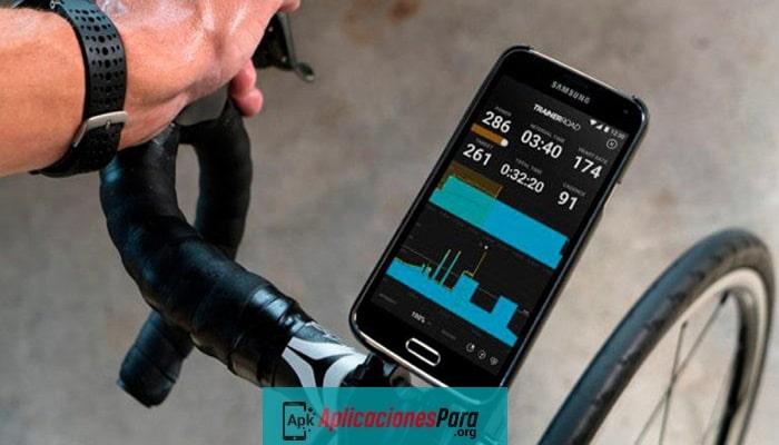 Mejores apps cuentakilómetros Bici Android