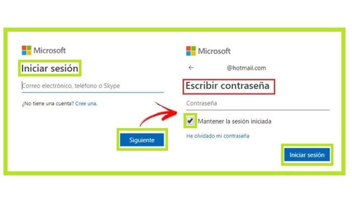 Iniciar Sesion Hotmail En Español