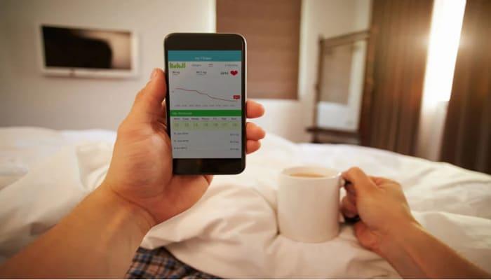 Mejores Aplicaciones De Monitorización Del Sueño