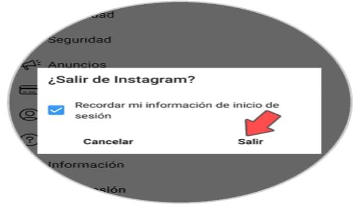 Cómo Cerrar La Sesión De Instagram En Un Ordenador