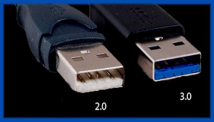 Conoce Cuál Es la Diferencia entre USB 2.0 y 3.0