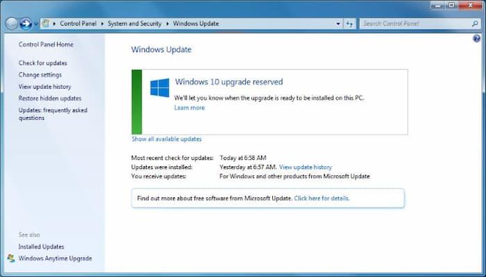 Cómo Actualizar Aplicaciones De Windows 10