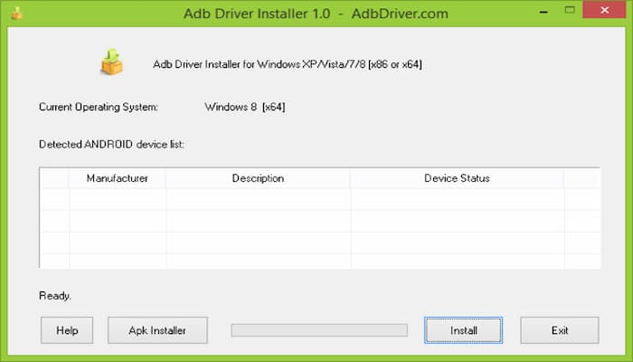 Cómo utilizar e instalar los controladores ADB