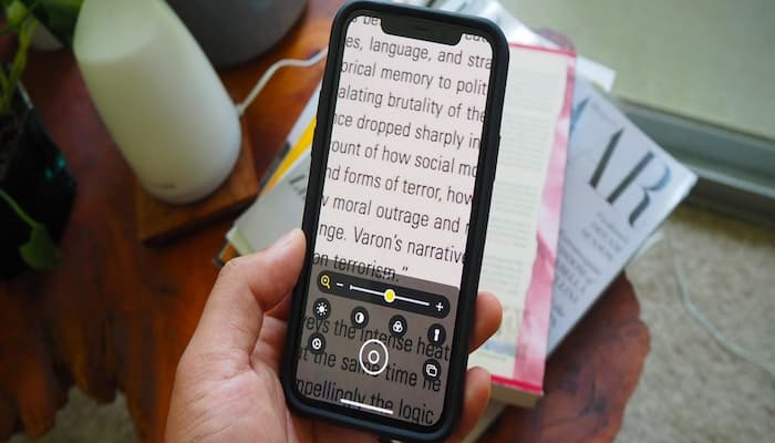 Cómo Abrir Rápidamente La Función De Lupa Oculta En Tu iPhone