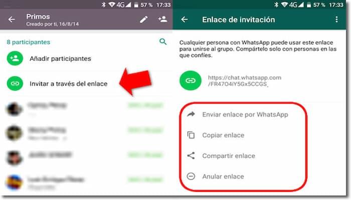 Cómo Unirse A Un Grupo de WhatsApp Sin Invitación Y Cómo Evitar Ser Agregado