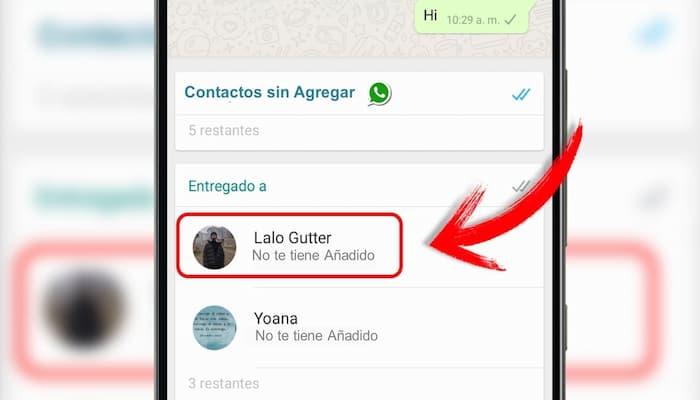 Cómo Saber Si Alguien Tiene Tu Número En WhatsApp