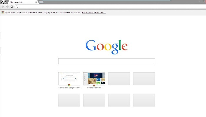 Actualiza Google Chrome