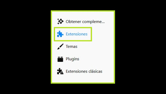 Extensiones para cambiar IP