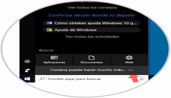 Obtener Ayuda En Windows 10