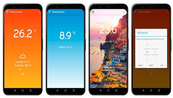 Cómo Verificar La Temperatura Y La Humedad En Tu Android