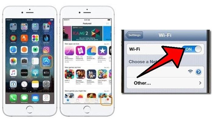 Actualizar iTunes desde iPhone