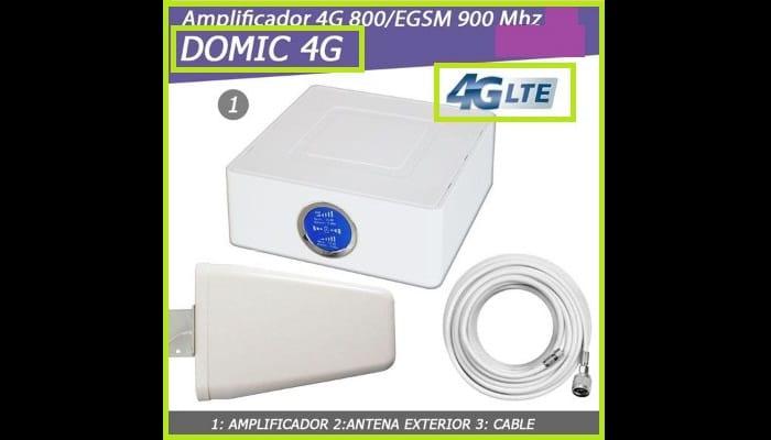 Domic 4G