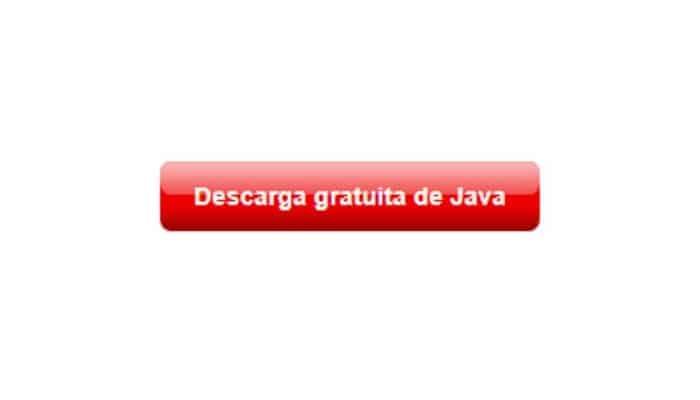 """Haz clic en el botón que dice """"Descarga gratuita de Java"""""""