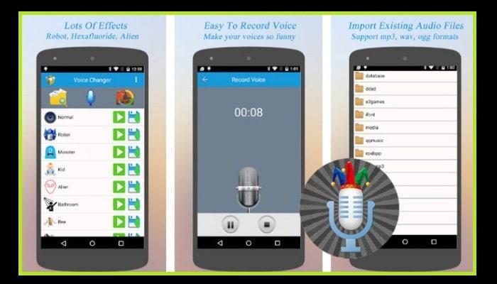 Mejor Cambiador de Voz