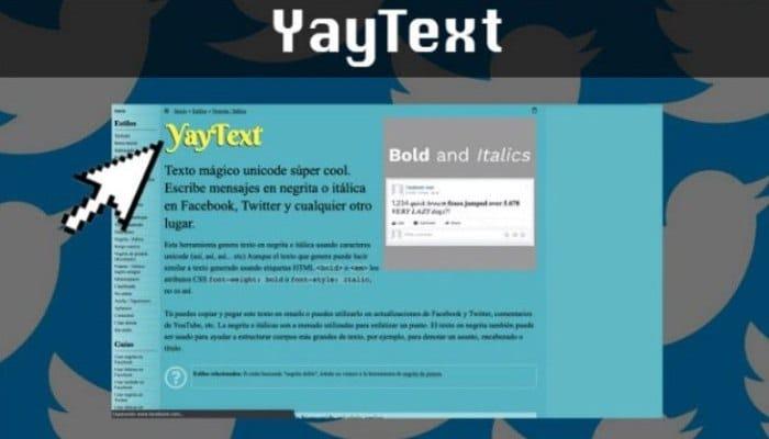YayText.com