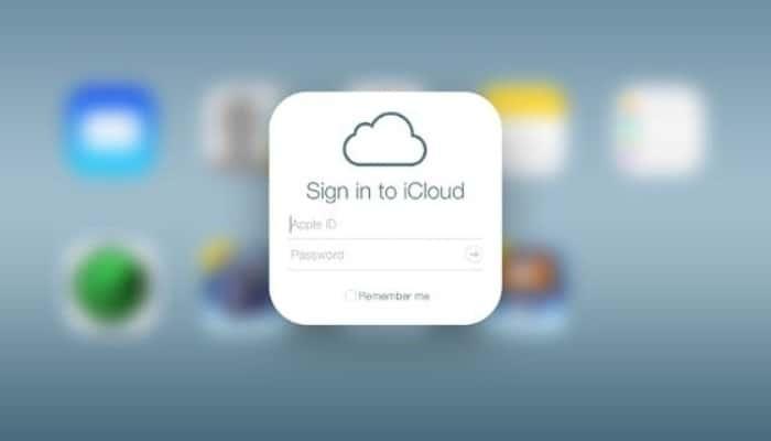 Quitar una cuenta de iCloud