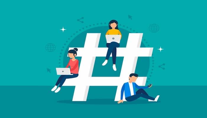 Cómo encontrar los mejores hashtags de TikTok