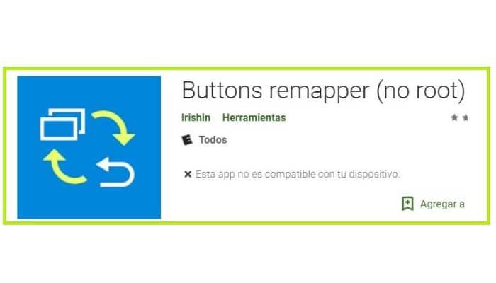 Buttons Remapper
