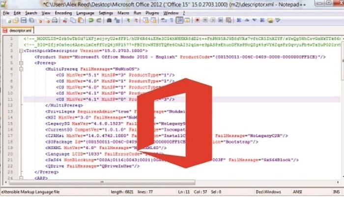 Office XML Handler