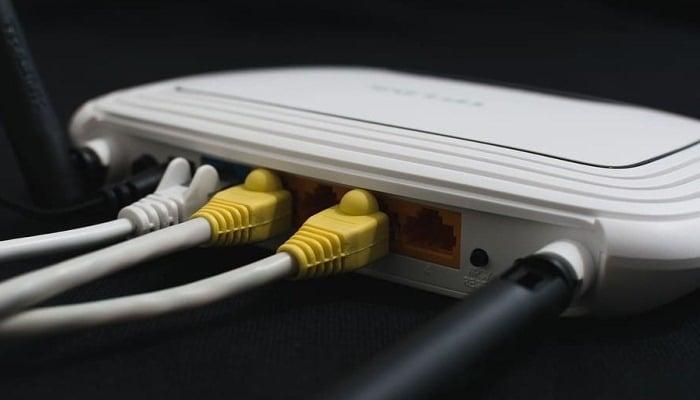 Configurar router