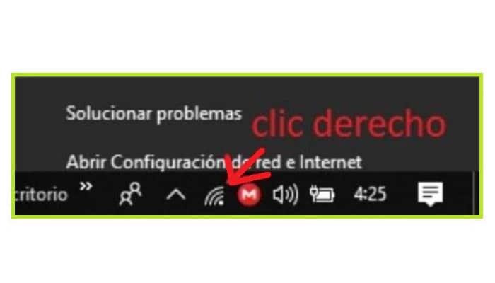 Configuración de Internet y redes