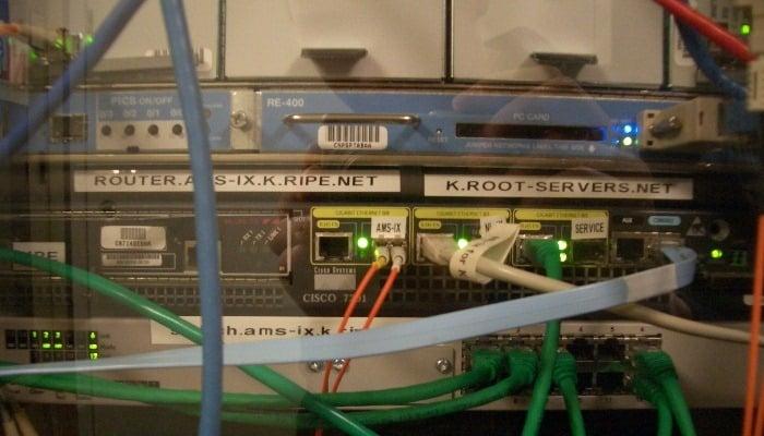 ¿Qué es un servidor DNS?