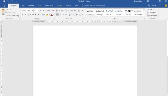 Cuadro de texto en Microsoft Word