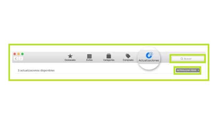 MacOS de Apple