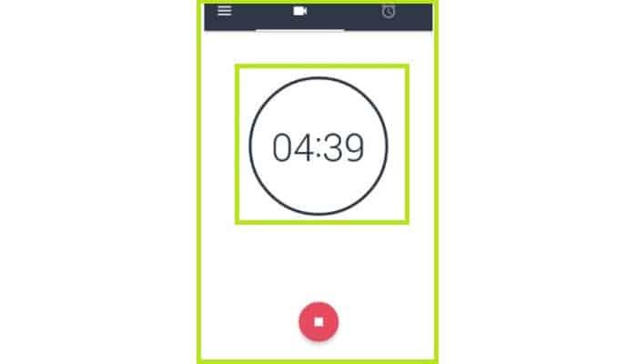 Apaga la pantalla de tu teléfono