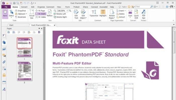 Fox Phantom PDF