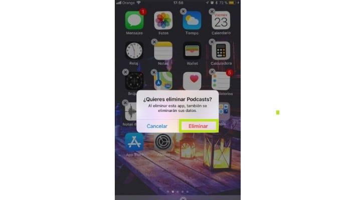 Bloatware En iOS